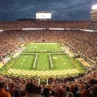 Photo taken at Neyland Stadium by Jennifer H. on 10/20/2012