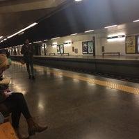 Photo taken at Metro Rato [AM] by Maria R. on 3/21/2017
