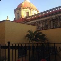Photo taken at De Mendoza Hotel by Pablo G. on 1/31/2017