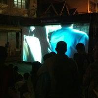 Photo taken at Cine Rua Sete by Fabiola M. on 5/2/2013