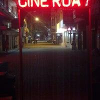 Photo taken at Cine Rua Sete by Fabiola M. on 5/4/2013