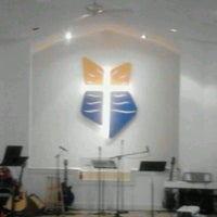 Photo taken at little river community church by Carmelo M. on 10/28/2012