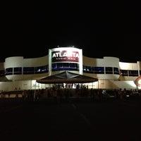 Photo taken at Atlanta Music Hall by Álvaro S. on 12/22/2012