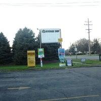 Photo taken at 1 Stop Beverage Shop by David B. on 12/14/2012