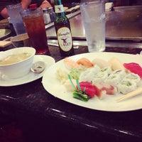 Photo taken at Kyoto Japanese Steak & Sushi by Raven S. on 10/20/2013