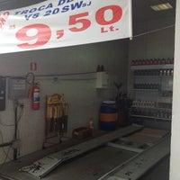 Foto diambil di Auto Posto Vitoria oleh Marcio L. pada 1/11/2013