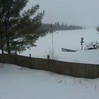 Photo taken at Kirkfield by Sergei Z. on 12/31/2013