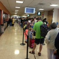 Photo taken at TSA Security by Ed S. on 6/26/2013