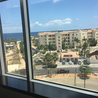 Photo taken at Hyatt Place Los Cabos by Lorraine S. on 5/9/2017