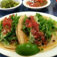 Photo taken at Wahoo's Tacos & More by Christine on 10/23/2012