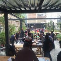 Foto tomada en Jardín Chapultepec por Celia H. el 1/31/2016