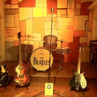 Photo taken at The Beatles Story by Nahoko N. on 2/19/2013