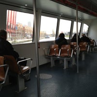 Photo taken at Navette fluviale Icade by David L. on 12/6/2012