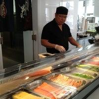 Photo taken at Wasabi Sushi Bento Bar by David L. on 9/12/2013