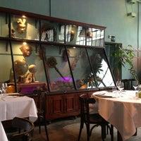 Photo taken at Cafe Restaurant Curiositas by David L. on 3/25/2013