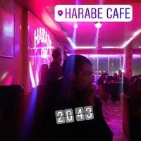 Photo taken at Harabe Cafe by Yasin Tunç D. on 1/7/2018