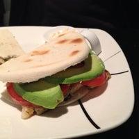 Photo taken at Dejate Querer Cafe Bar by Rosita V. on 11/2/2012
