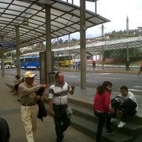 Photo taken at Metrobus: La Ofelia by Carlos Andres F. on 12/31/2012