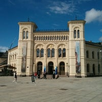 Photo taken at Nobel Peace Center by Wilfred on 6/5/2013