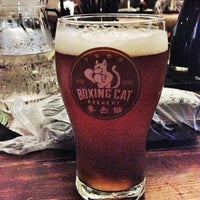 Photo taken at Boxing Cat Brewery | 拳击猫餐厅 by Paul A. on 11/22/2012