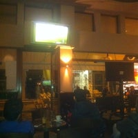 Photo taken at Dolce Via Cafe - Bar by Stathis T. on 10/20/2012