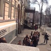 Снимок сделан в Музей искусств им. Богдана и Варвары Ханенко пользователем Олександр М. 4/12/2013