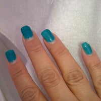 Photo taken at nc nails by Chayito L. on 4/4/2013