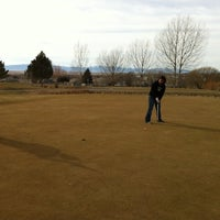 Photo taken at Eagle Mountain Golf Course by Chandra M. on 2/23/2014
