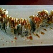 Photo taken at Takenoko Sushi Ketos by missdy on 1/14/2013