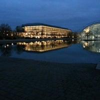Das Foto wurde bei Leipziger Messe von Florian T. am 11/23/2012 aufgenommen