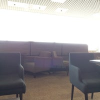 Photo taken at Servisair Executive Lounge by Jaymin P. on 6/1/2014