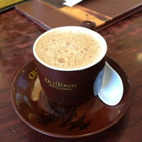 Photo taken at OldTown White Coffee by Jaja S. on 1/25/2013