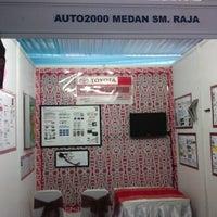 Photo taken at Auto 2000 by Fauzan R. on 10/22/2012