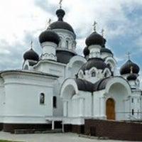 Photo taken at Храм Святых Жен Мироносиц by MilitaryMila Ч. on 5/27/2015