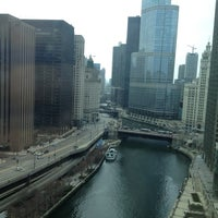 Photo taken at Sheraton Grand Chicago by Jeffrey B. on 4/9/2013