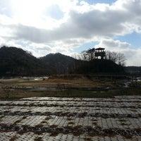 Photo taken at 대동지(대동저수지) by HyunJai L. on 1/26/2013