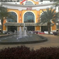 Photo taken at Mall of Indonesia by Fiqri H. on 12/23/2012
