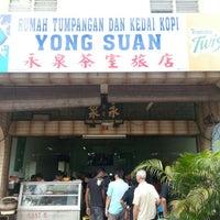 Photo taken at Nasi Ganja Yong Suan by !m@n m. on 9/29/2012