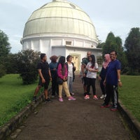 Photo taken at Observatorium Bosscha by gilang a. on 3/19/2016