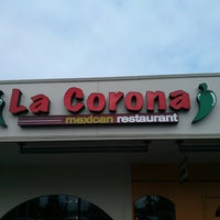 Photo taken at La Corona by Pete L. on 2/27/2013