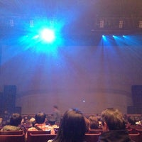 Photo taken at Orchard Hall by Alexander G. on 1/12/2013