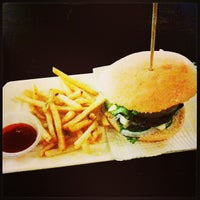 Photo taken at Great Burger @ Hijau by Sherrie P. on 1/26/2013