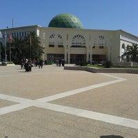 Photo taken at Parc des Expositions du Kram by Daniele F. on 3/23/2013