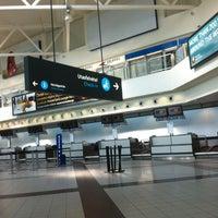 Photo taken at Terminal 2B by Katya T. on 3/17/2013