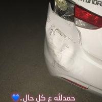 Photo taken at طريق التخصصي by Abdulmohsen . on 4/16/2018