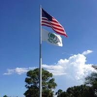Photo taken at Bent Pine Golf Club by Erin W. on 9/13/2013