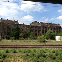 Photo taken at Bahnhof Weißenfels by Marcus K. on 5/8/2013