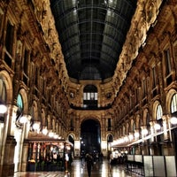 Photo taken at Milan by Alessandra F. on 1/4/2013