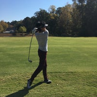 Photo taken at Braelinn Golf Course by si s. on 10/29/2016
