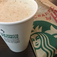Photo taken at Starbucks by si s. on 12/31/2016